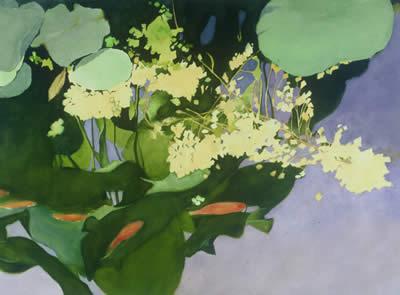aquatic garden III