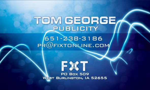 fixtbusinesscard 2012 BACK george