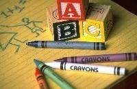 ABC Crayons