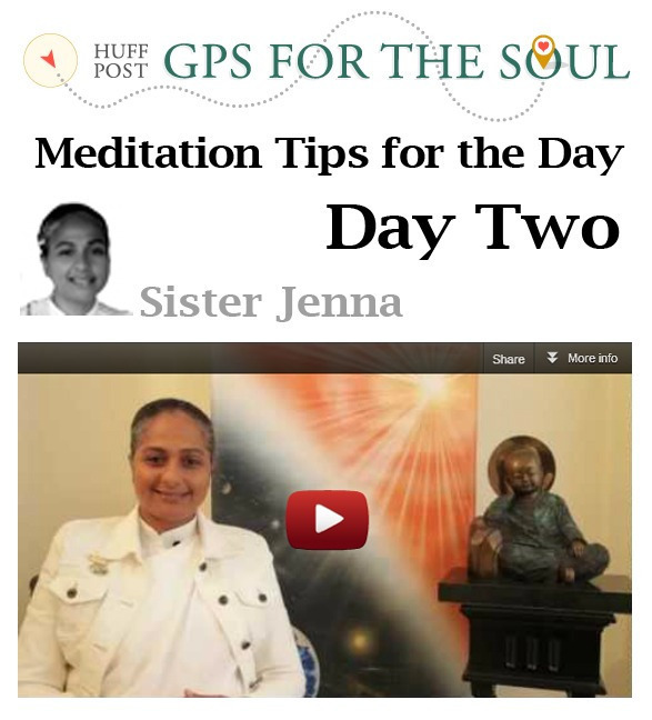 Meditation Tips for the Day -2