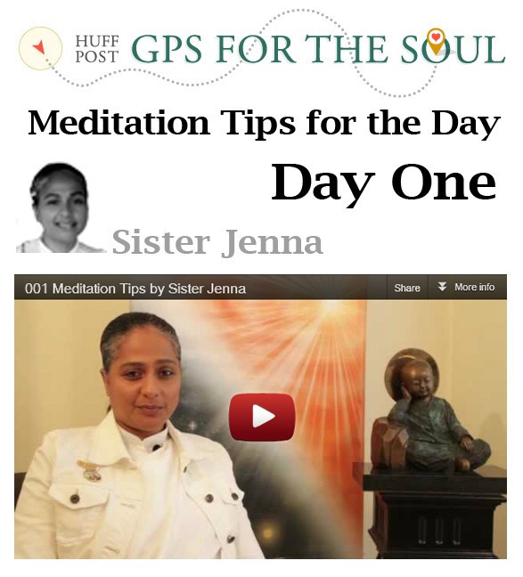 Meditation Tips for the Day -1