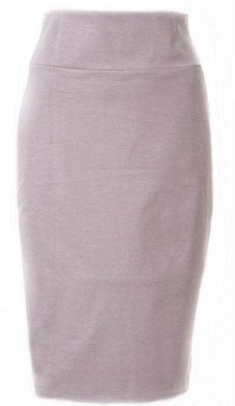 Long Pencil Skirt heavyweight 1451