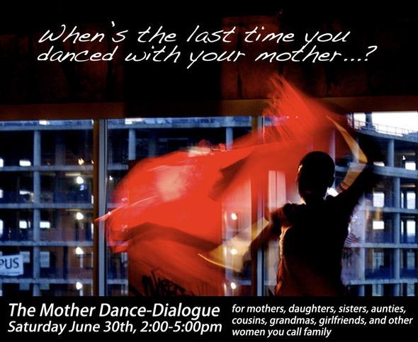 motherdance2 flier