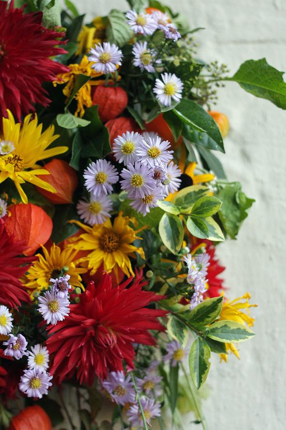 flowers in Vinzel