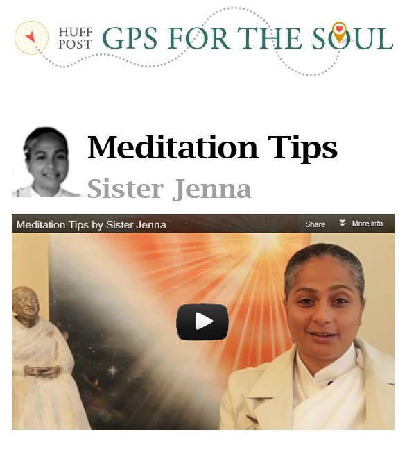 GPS for the Soul Meditation Tips