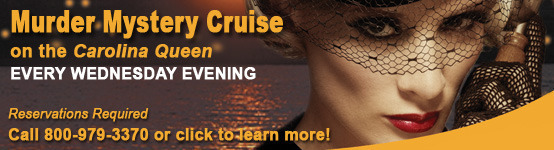 Carolina Queen - Murder Mystery Cruise