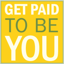 paid to be you box