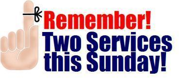 remember 2 services