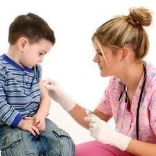 Getting a flu vaccine