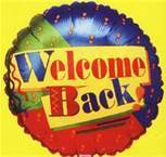 welcom back students