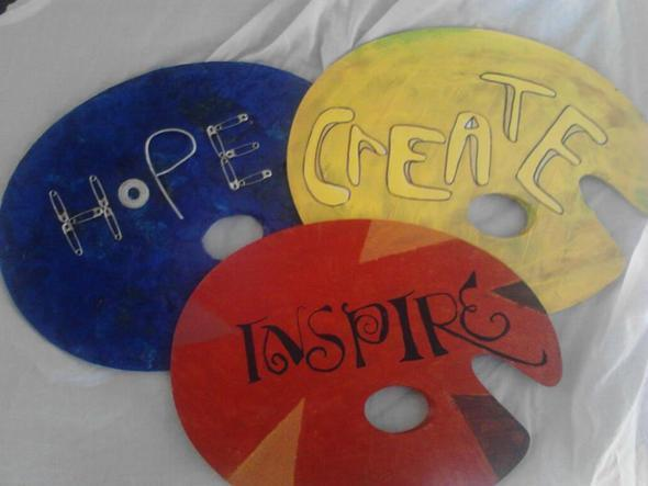 hope create inspire