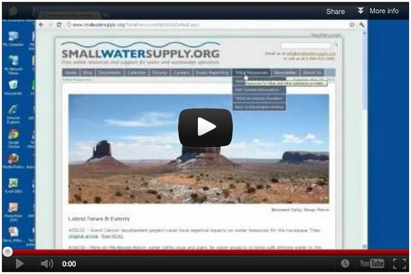 Resources for tribes and tribal assistance providers.