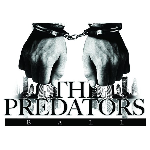 Predators Ball Trans Logo Print