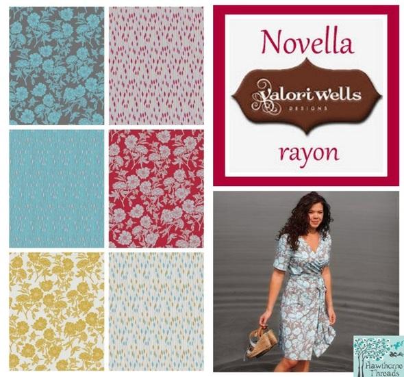 Novella Rayon Poster
