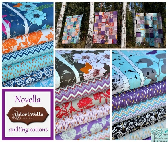 Novella Quilting Cotton Poster