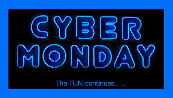 Cyber Monday Fun