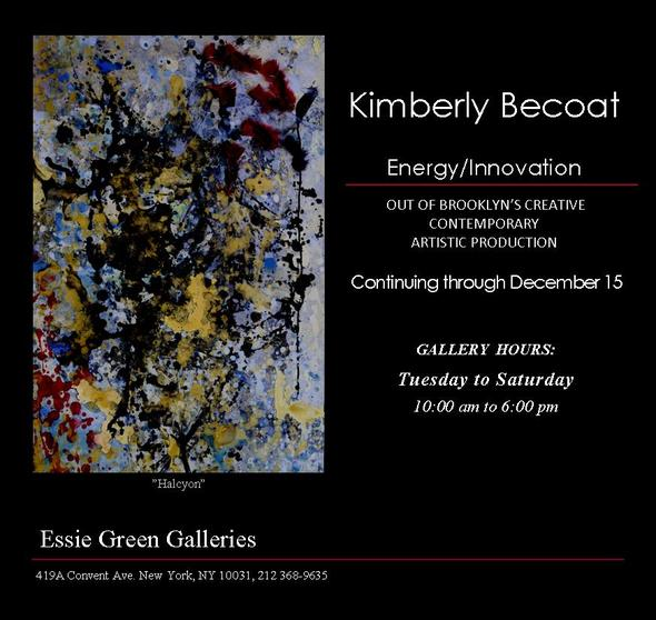 2012 November Kim Becoat Update nov 28