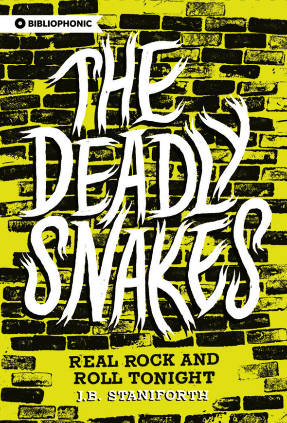 TheDeadlySnakes Cover