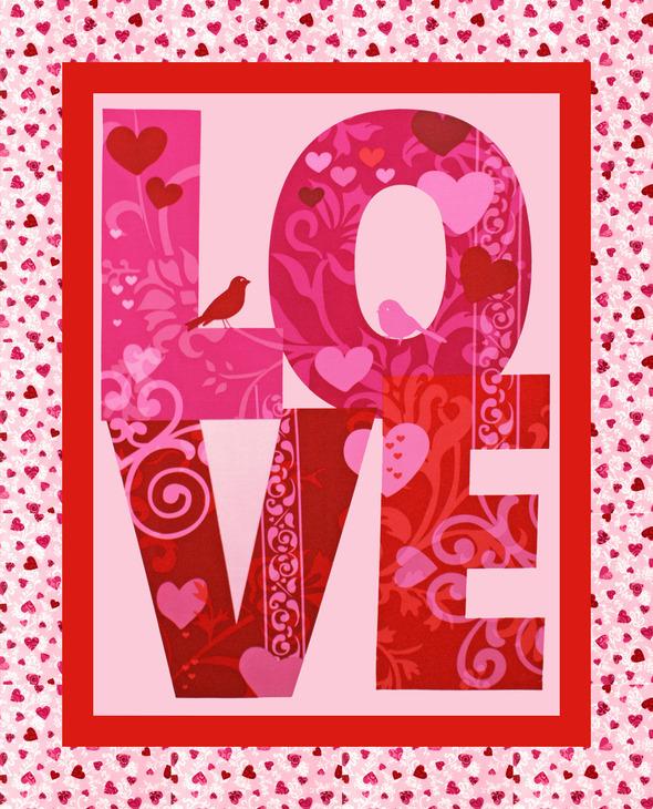 LoveQuiltPink