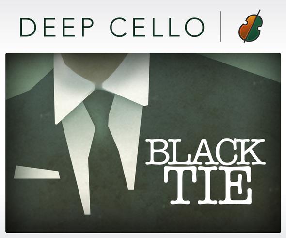 DC Lbl BLACKTIE REg full17331-0