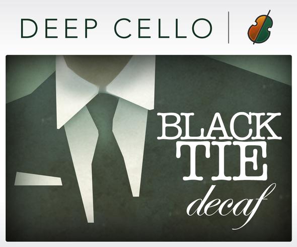 DC Lbl BLACKTIE full17331-0