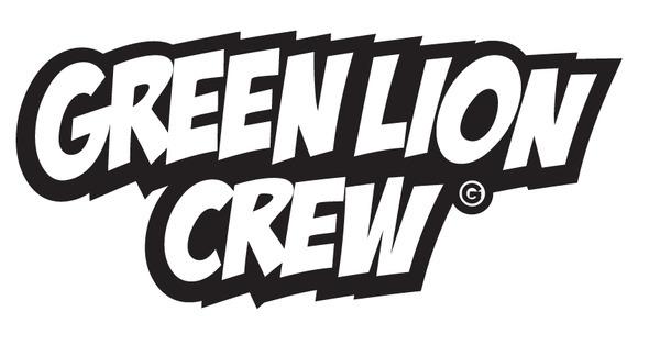 GREEN LION LOGO III