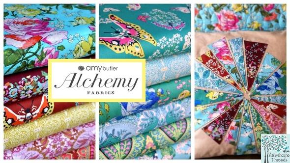 Alchemy Cottons Poster