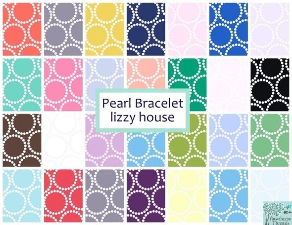 Pearl Bracelet Poster