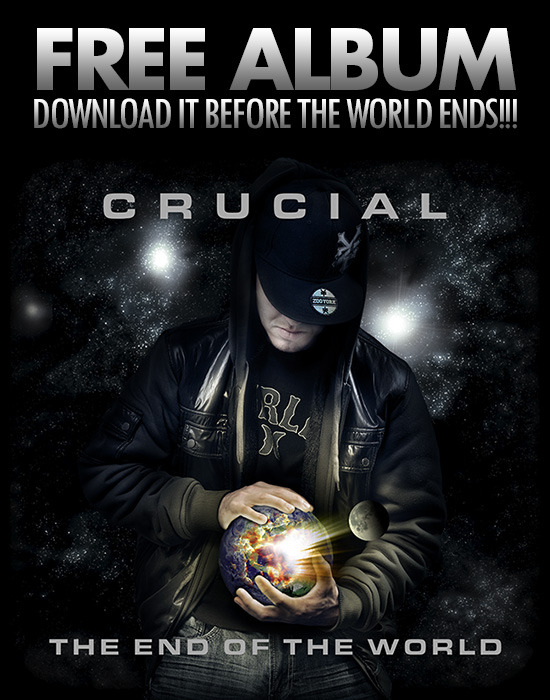 crucial - the end of the world eblast