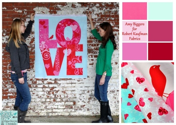 RK Love Poster
