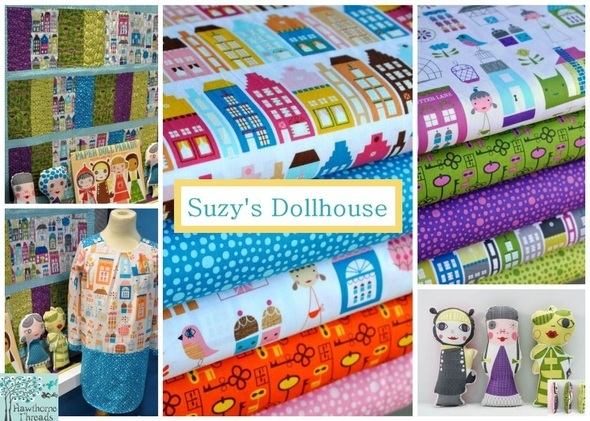 Suzys Dollhouse Poster