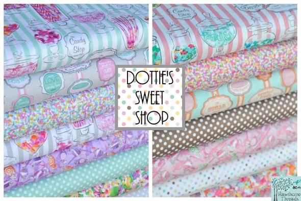 Dotties Sweet Shop Poster