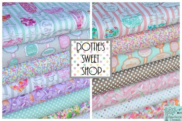 Dotties Sweet Shop Poster