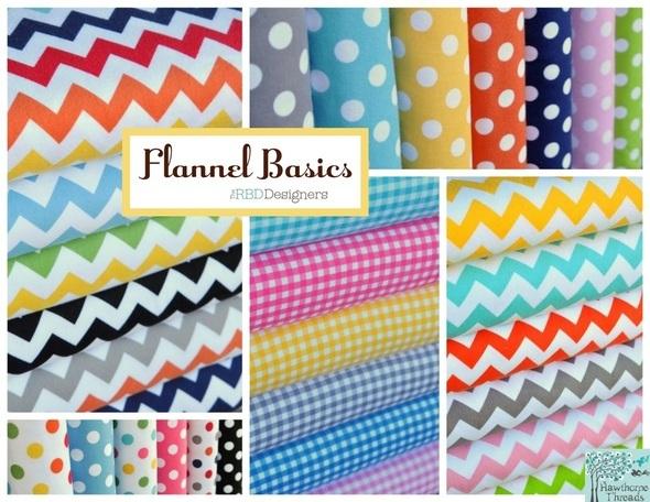 Flannel Basics Poster