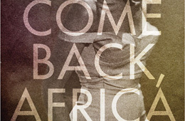 come back africa enews