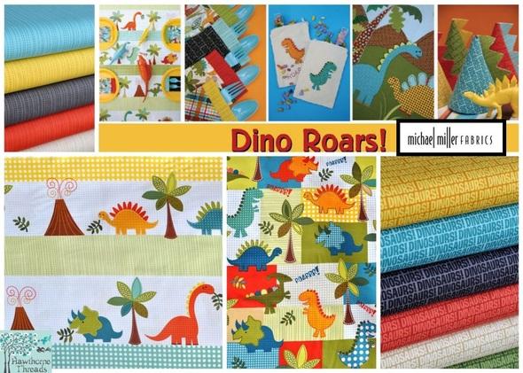 Dino Roars Poster
