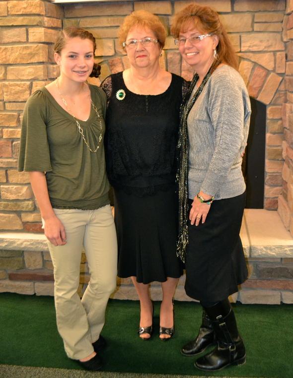Ally, Mom, Me 2