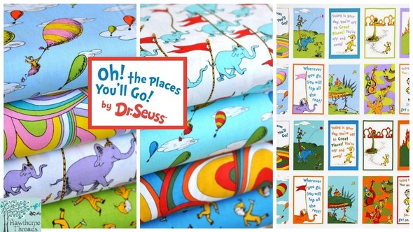 Oh the Places Youll Go Poster