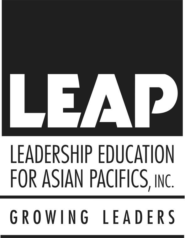 2012 LEAP logo bw