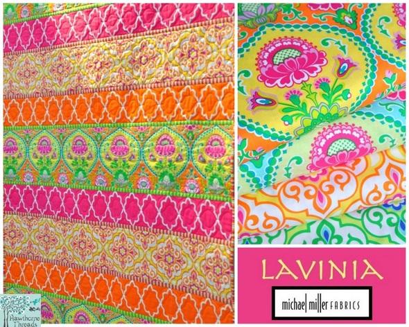 Lavinia Poster