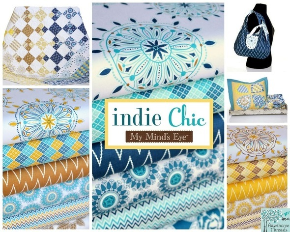 Indie Chic Poster