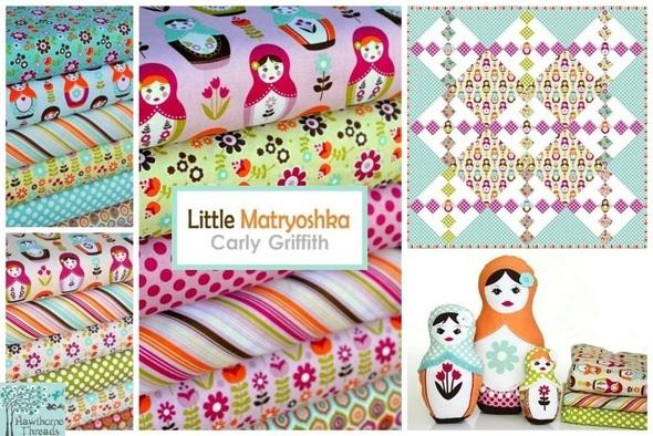 Little Matryoshka Poster