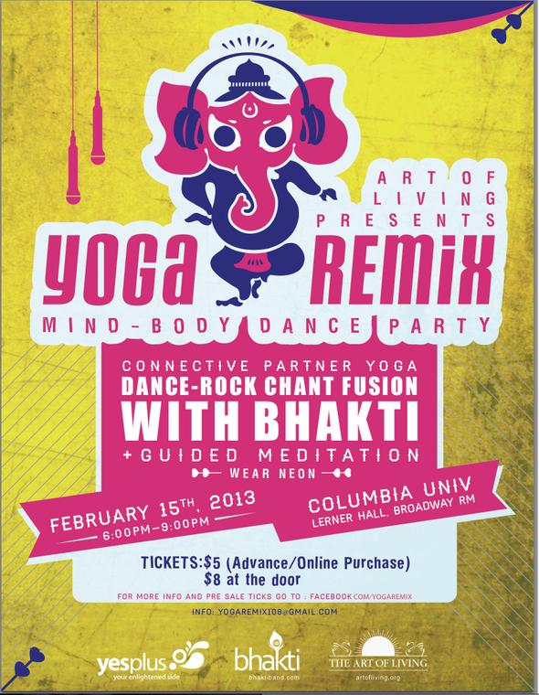 yogaremix 2013