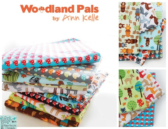Woodland Pals Poster