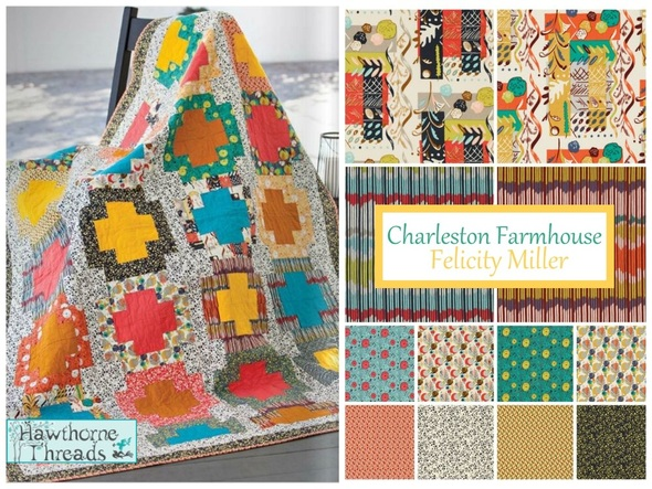 Charleston Farmhouse Poster