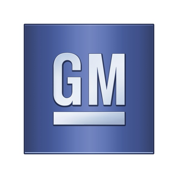 NEW GM LOGO 2012