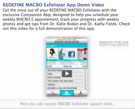 Macro App Video