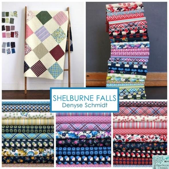Shelburne Falls Poster