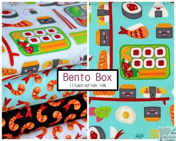 Bento Box Poster