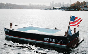 HotTubBoats